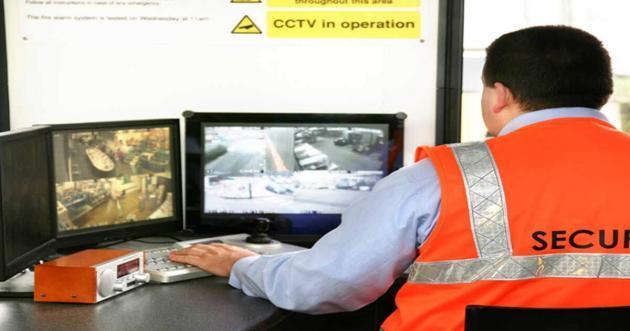SIA CCTV (PSS)