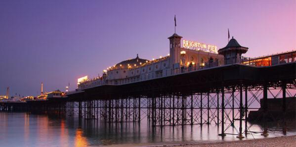 the pier brighton