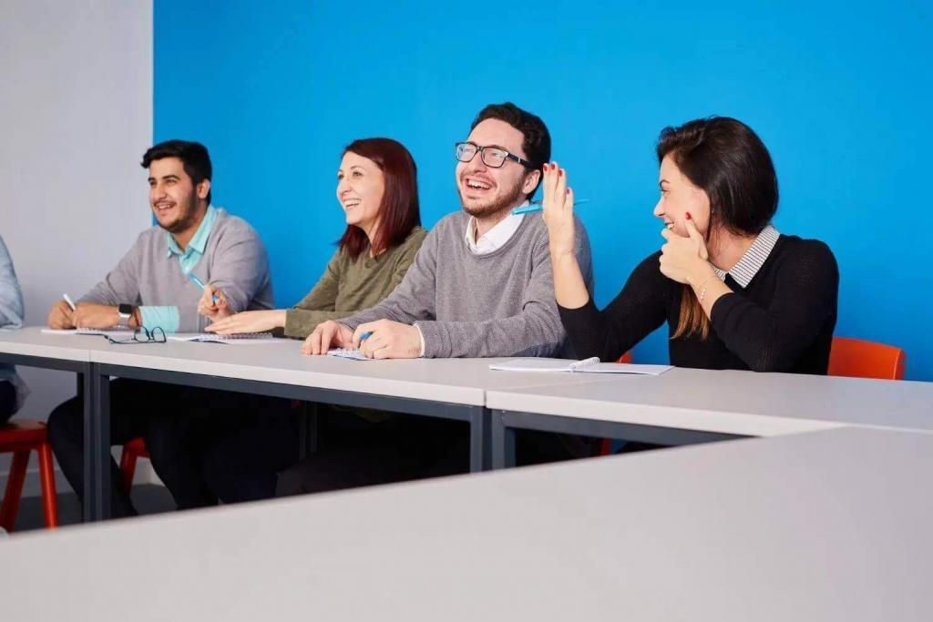 Malvern House English Classes in Brighton and Online