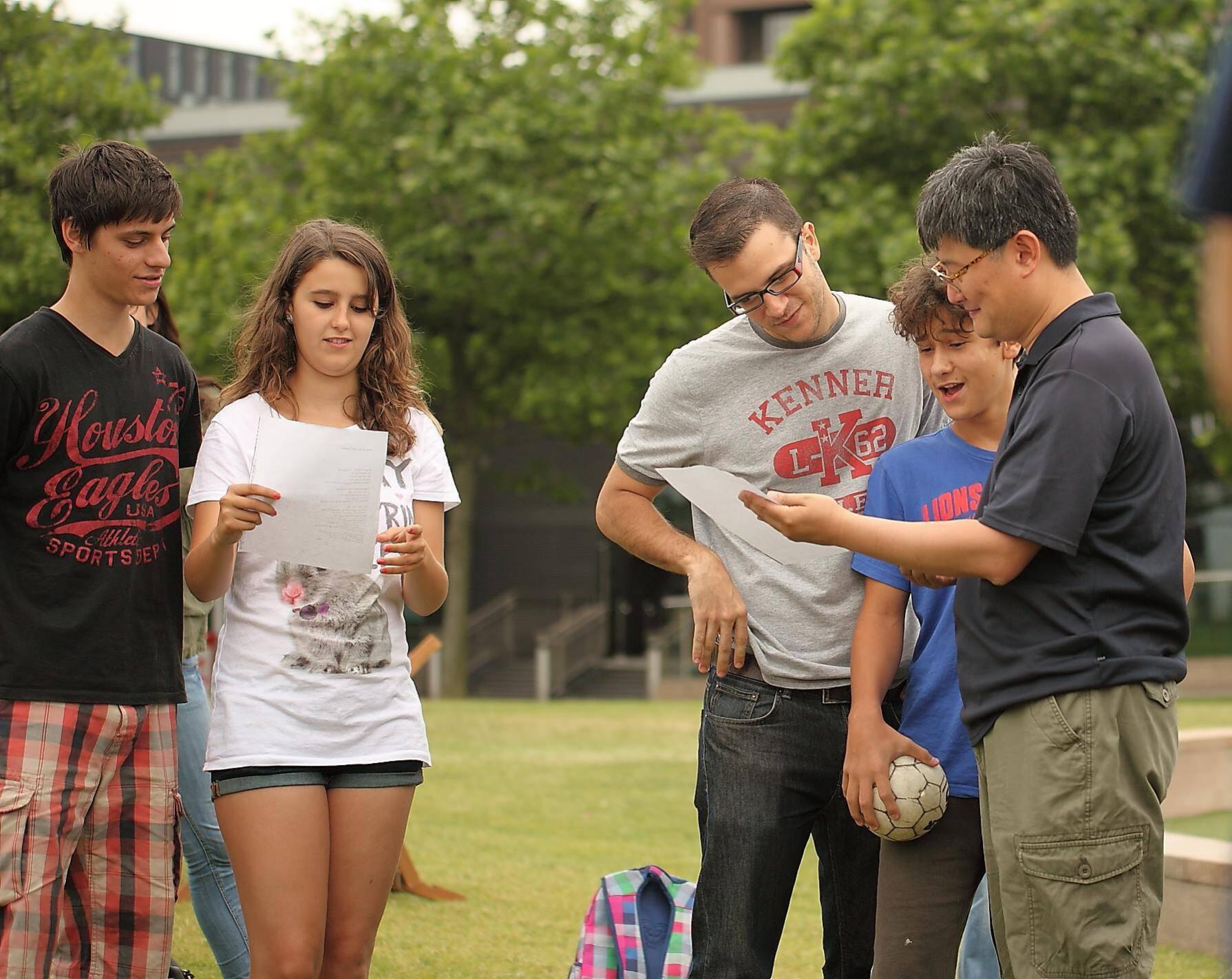 social activities brighton english school
